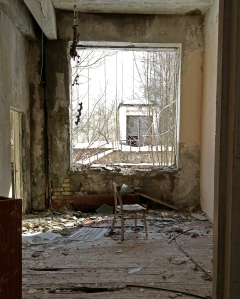 Chernobylchair